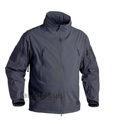 Chaqueta soft shell Trooper color gris Shadow