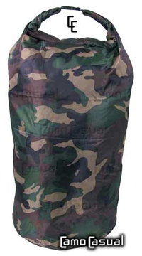Bolsa / Petate caza Woodland Impermeable