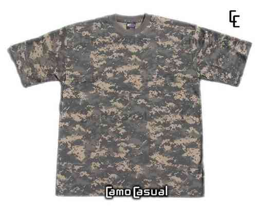 Camiseta ACU AT Digital camuflaje