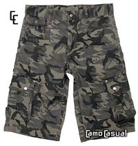 Bermuda Combat Night camuflaje verano marca Surplus