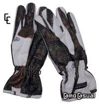 Guantes Snow Camo Thinsulate Polar nieve invierno blanco