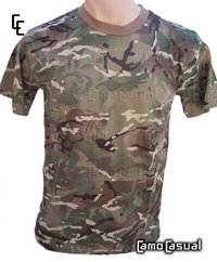 Camiseta MP camo - Multi pattern camuflaje