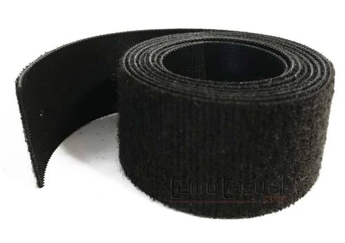 Cinta marca VELCRO® ONE-WRAP® 25 mm x 1m negro
