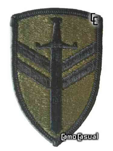 Parche original Embroidered 2nd Support Command