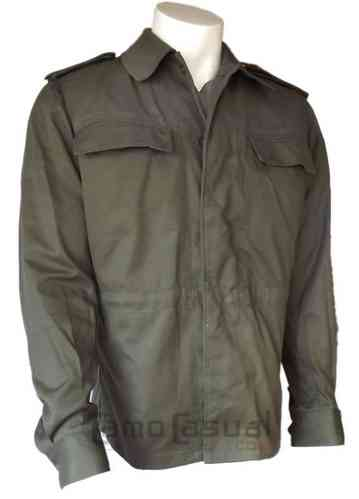 Chaqueta original M85 Ejército Checo color verde