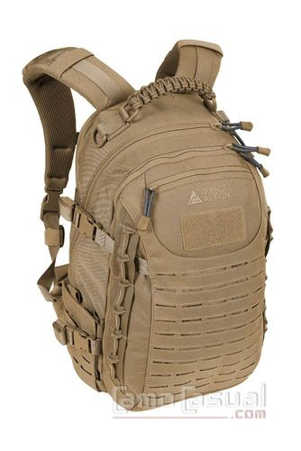 Mochila 25L Dragon Egg MKII Coyote brown Direct A.