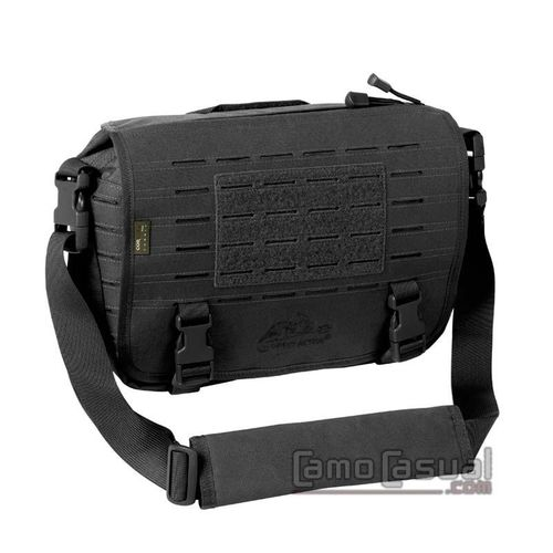Bolso cordura negro Messenger pequeño Direct Action MKI