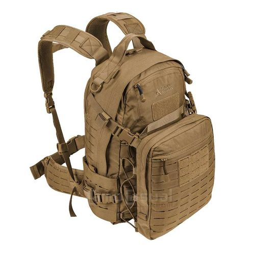 Mochila casual Ghost MKII 31 + 3,5 litros coyote Direct Action