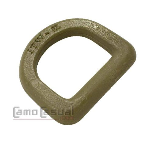 Anilla D-Ring 20 mm Tan ITW Nexus