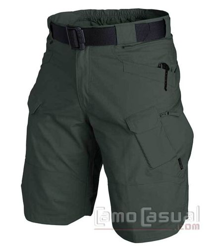 Bermudas Jungle green tácticas Urban UTL Helikon