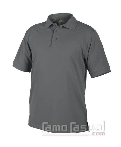 Polo táctico topCool gris Shadow grey Helikon