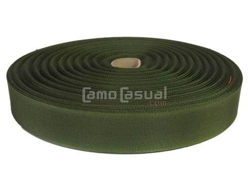 Correa cinta cincha Nylon HQ 40 mm verde DIY