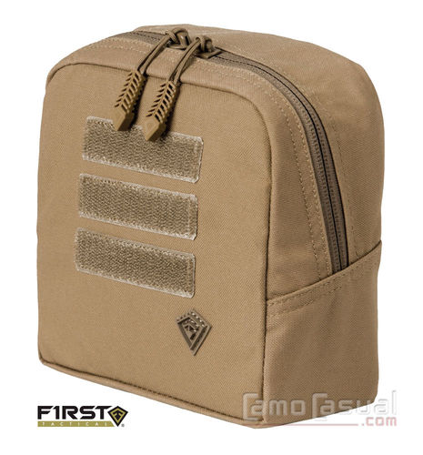 Pouch Bolso coyote Tactix 15x15 cm - molle