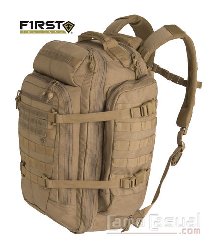 Mochila coyote Specialist 3 dias 56 L First Tactical