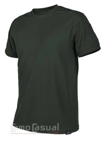 Camiseta táctica topCool jungle green Helikon