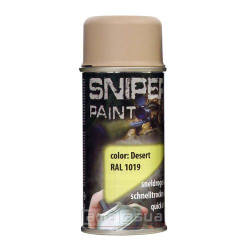 Spray desert pintura 150 ml secado rápido militar