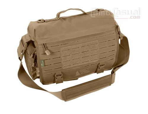 Bolso táctico coyote brown Messenger MKII Direct A