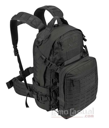 Mochila casual Ghost MKII 31 litros negra Direct Action