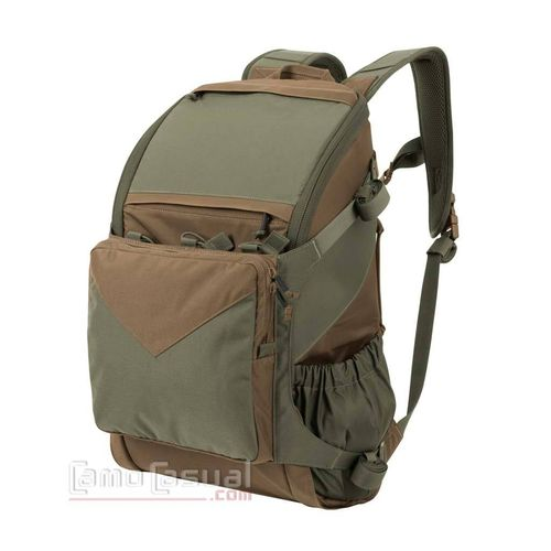 Mochila Bail Out Bag  adaptive green y coyote helikon