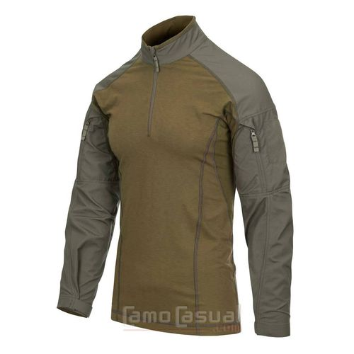 Camiseta combate UBAC VANGUARD Ral 7013 bicolor Direct Action