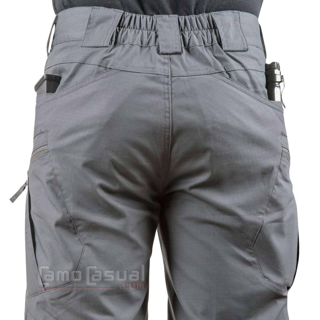 Urban Tactical Pantalones Cortos/® 11/  / Polialgod/ón Ripstop/  / Shadow Grey