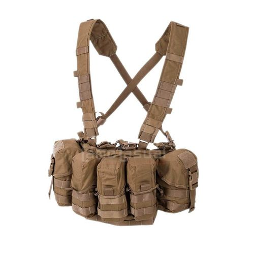 Chaleco patrulla Guardian Chest Rig coyote Helikon