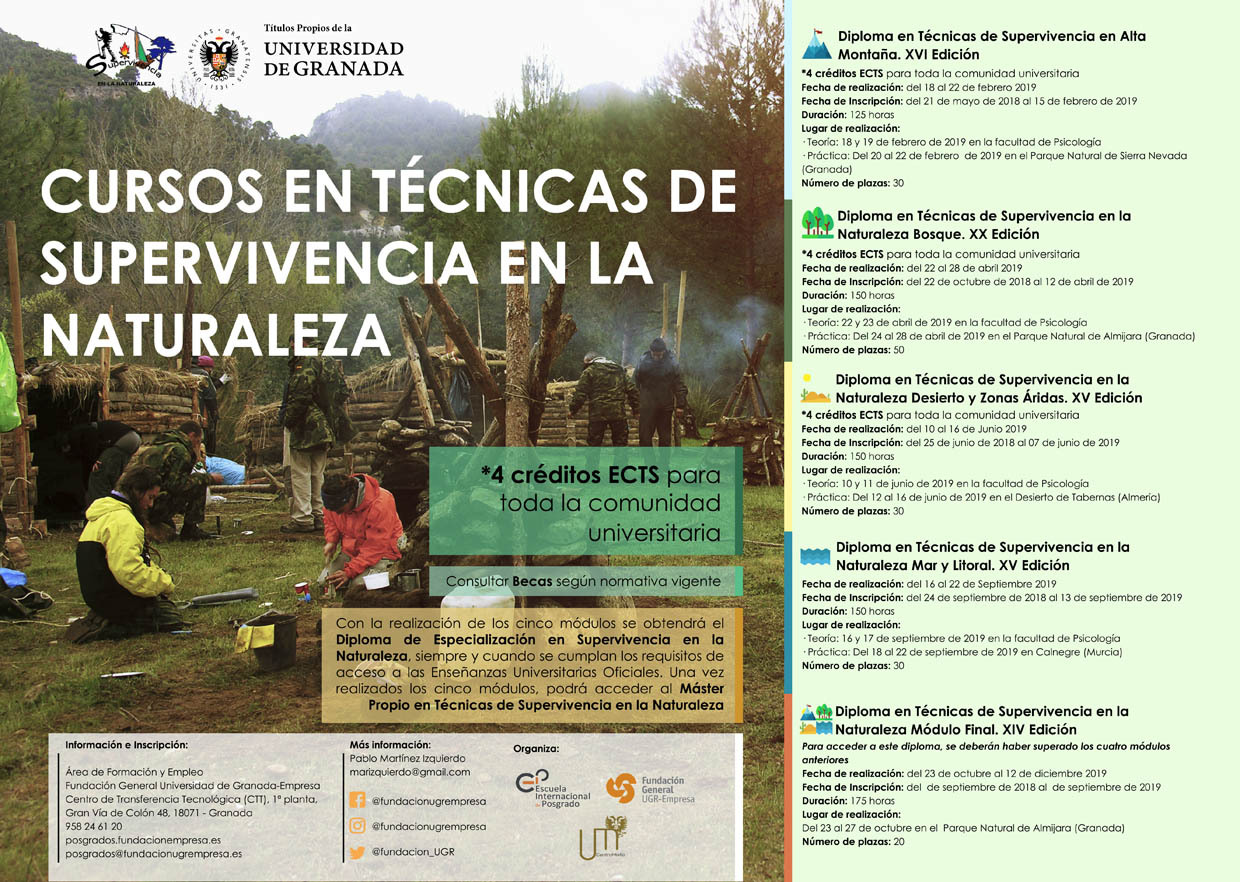Cartel_cursos_de_Supervivencia_2019_universidad_creditos_etcs_